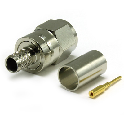 F Type Crimp / Crimp Plug True 75ohm ( 3G ) - Image 3
