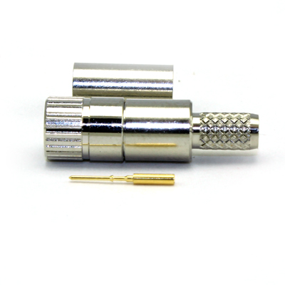 1.0/2.3 Screw Lock Crimp / Crimp Plug True 75 Ohm 3G - Image 2