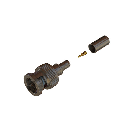 99-027-Q3-AH - Bayonet Lock IP68 Crimp/Crimp Plug