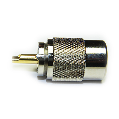 20-016-A0-AN - UHF Solder Twist On Plug
