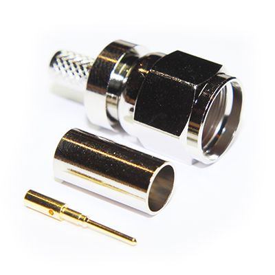 F-Type Crimp / Crimp Plug True 75ohm (3G) - Image 1